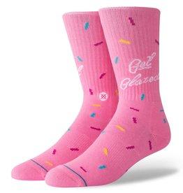 Instance Instance Mens Sock Glazed