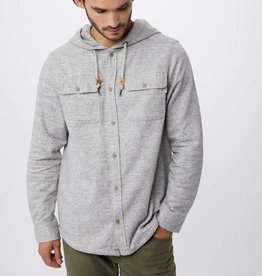 Ten Tree Ten Tree Mens Arthur Button-Up Hoody
