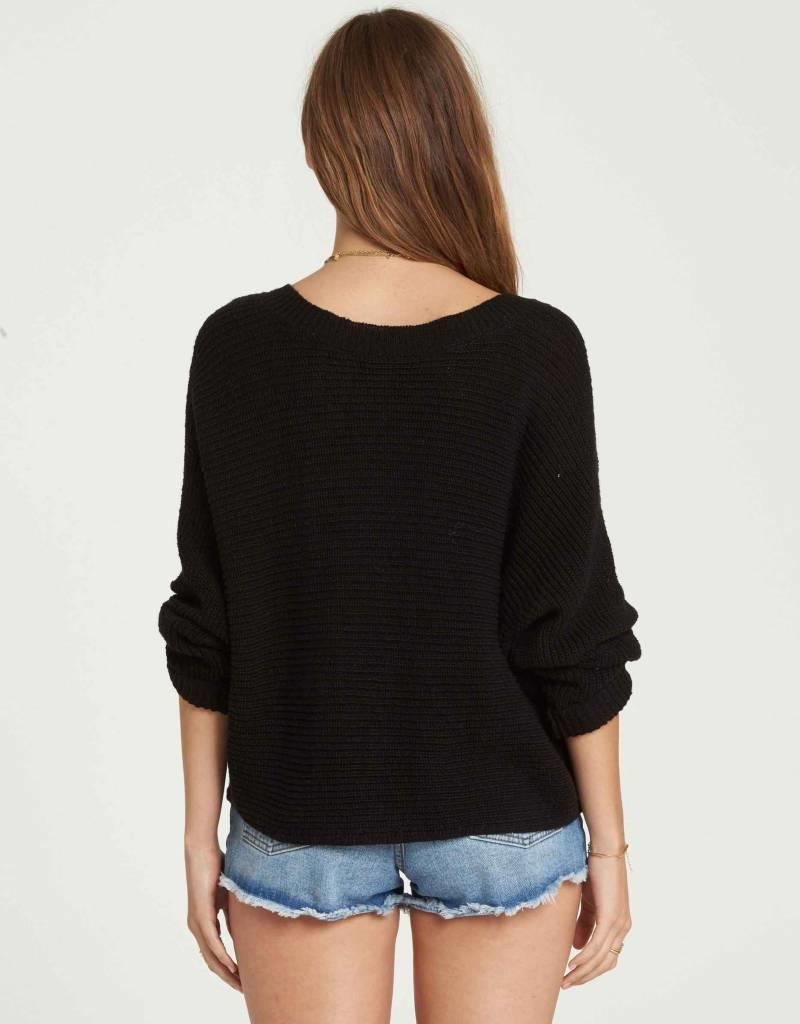 Billabong Billabong Womens Back It Up Sweater
