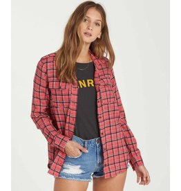 Billabong Billabong Womens Venture Out Flannel
