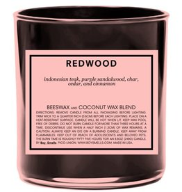 Boy Smells Boy Smells Candle Redwood