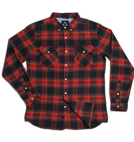 Imperial motion Imperial Motion Mens Greenwich LS Flannel