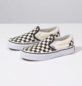 Vans Vans Youth Classic Slip-On Checkerboard