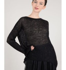Molly Bracken Molly Bracken Loose Knit Sweater