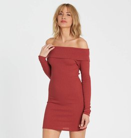 Billabong Billabong Womens Sweater Weather Dress