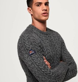 SuperDry Super Dry Mens Jacob Crew Sweater