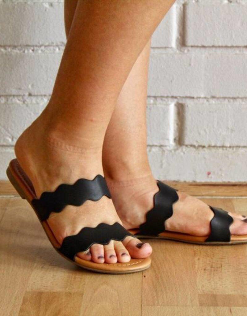The Amberlin Sandal