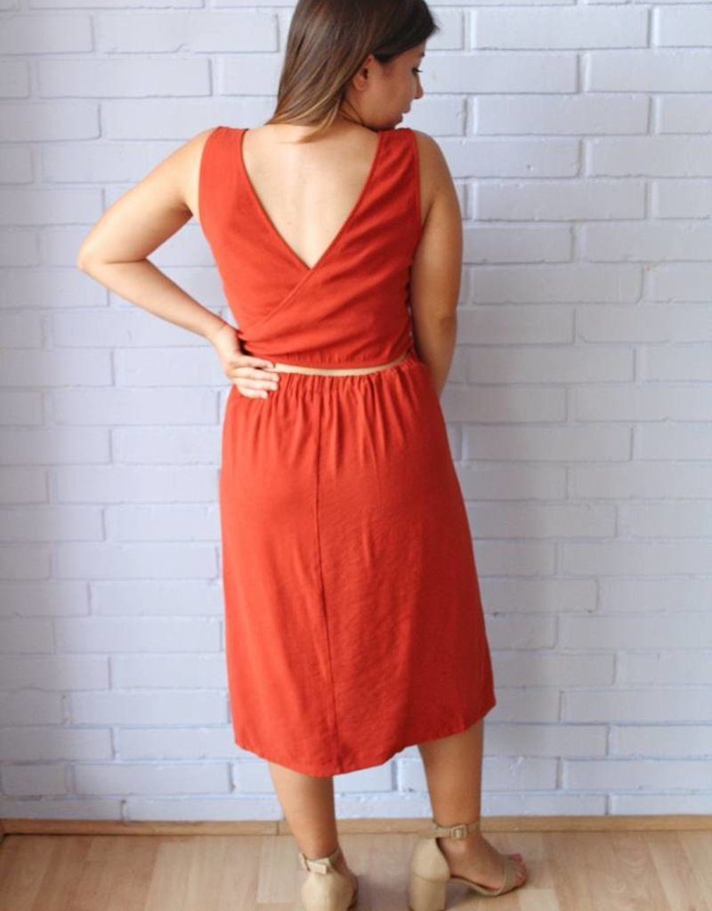 The Kelsey Dress