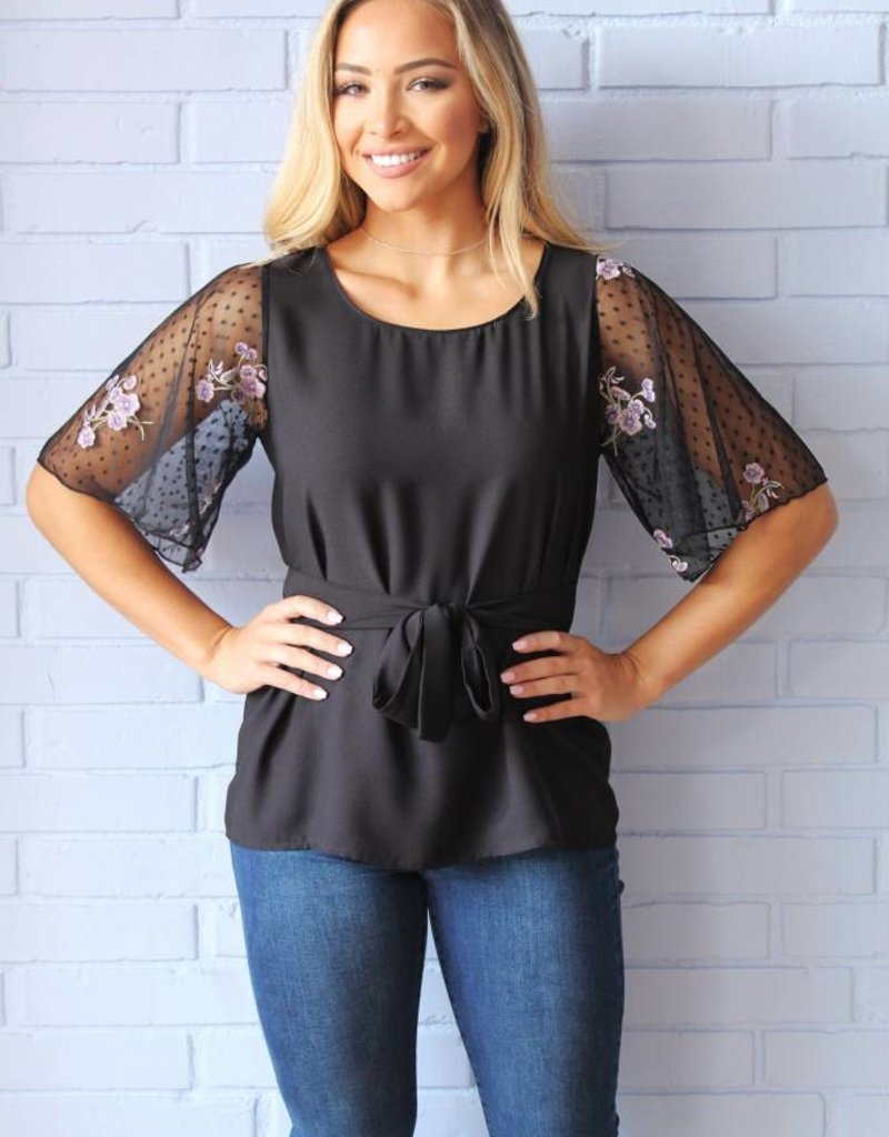 The Aubree Top