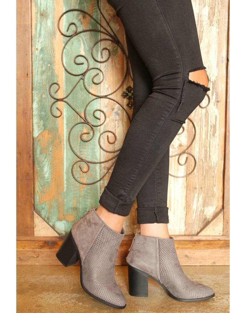 The Claire Booties