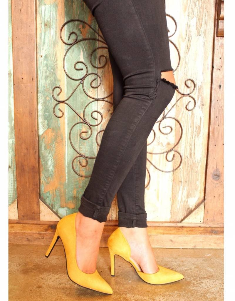 The Lily Heel