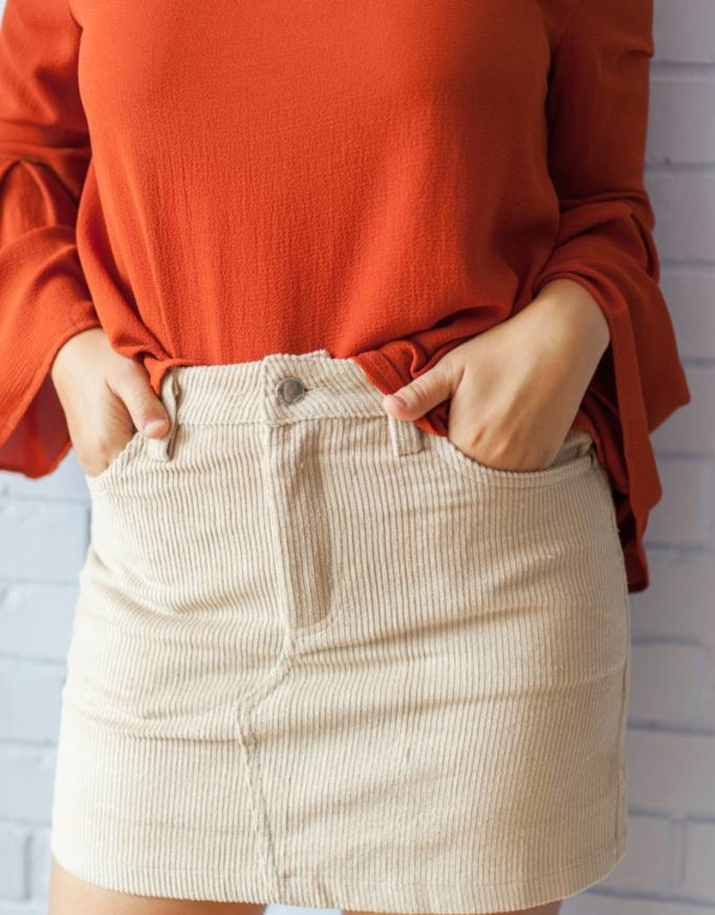 The Camila Skirt