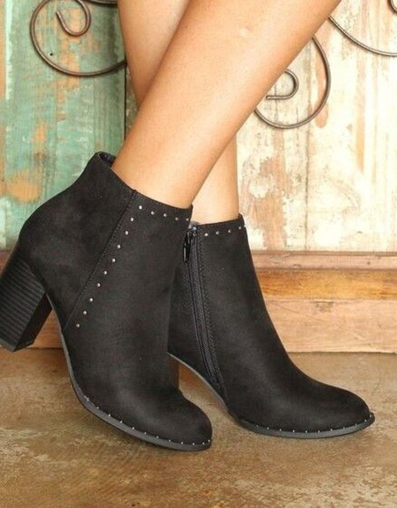 The Charlotte Bootie