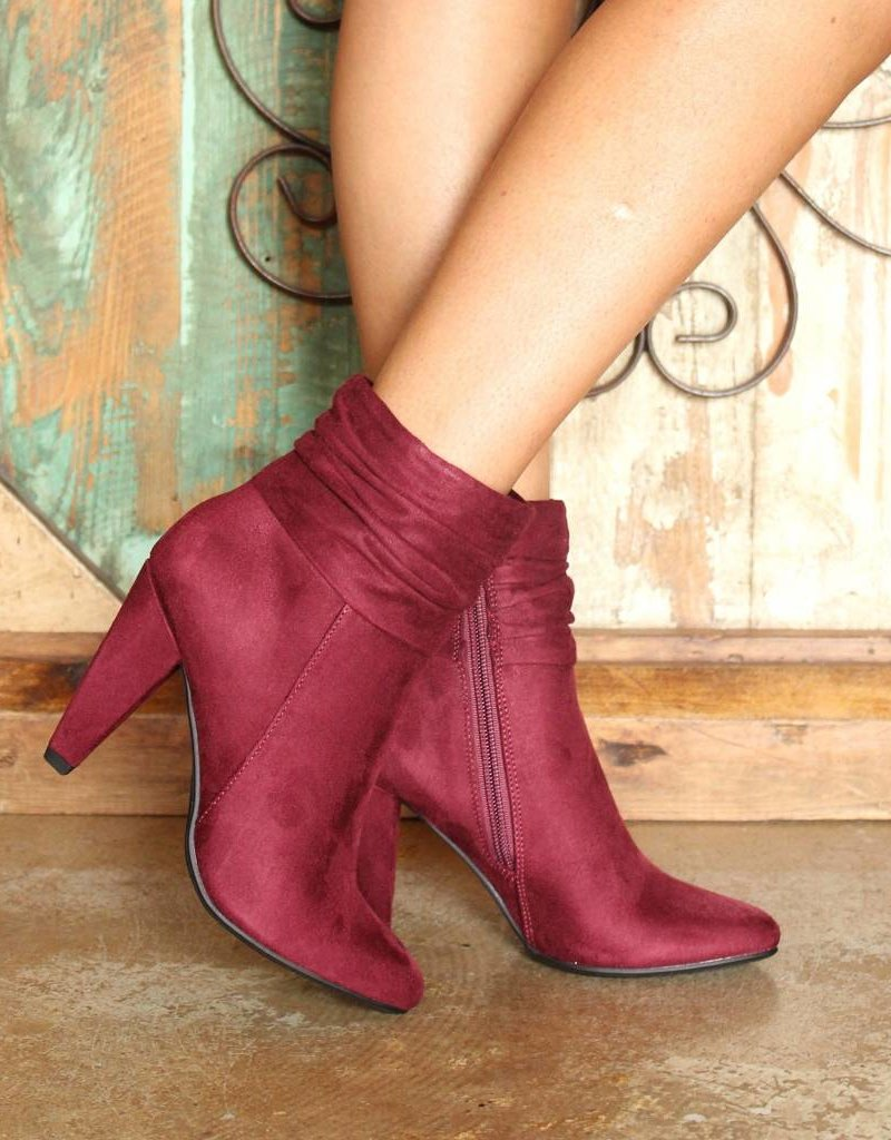 The Edith Bootie