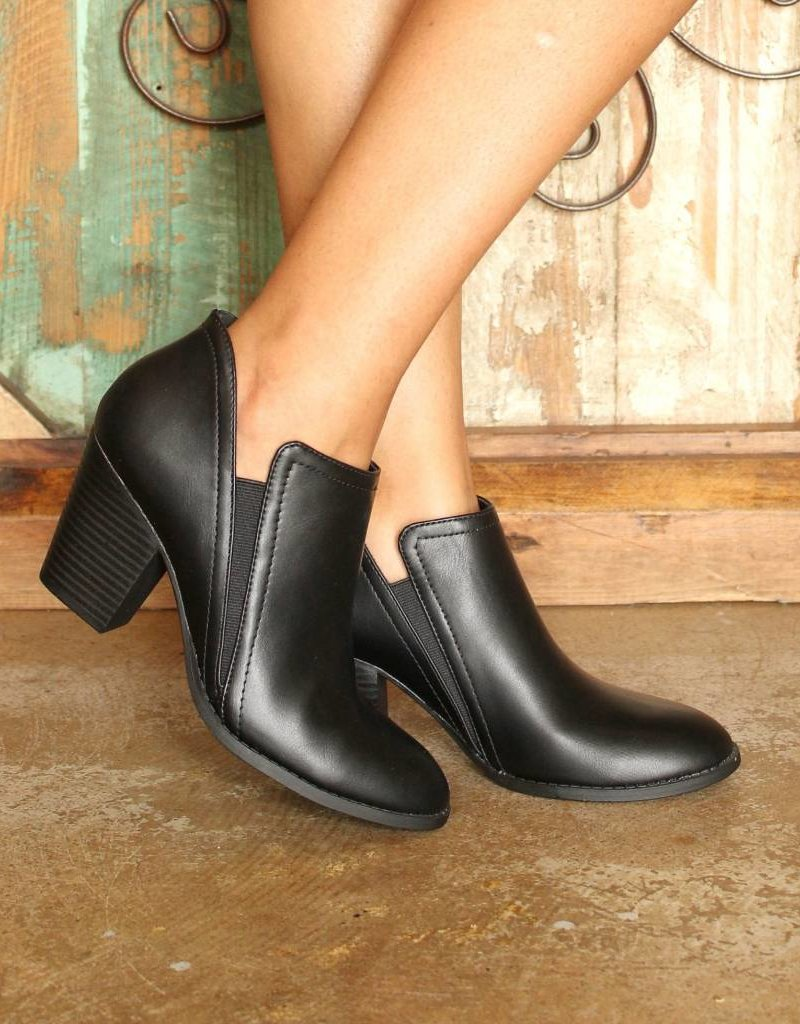 The Holly Bootie