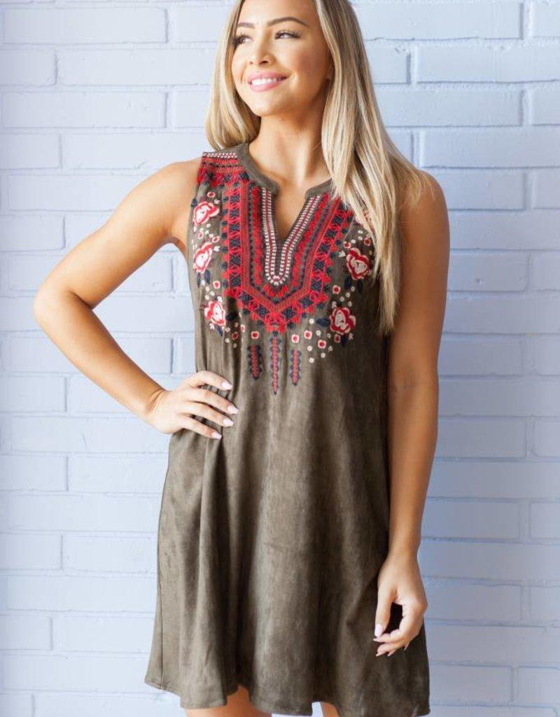 The Charlotte Dress