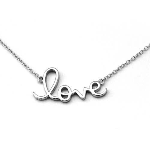 necklace xenos products philadelphia sterling gifts love silver stern