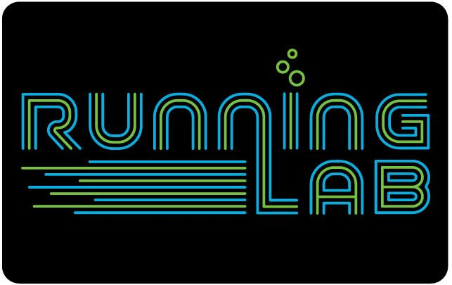 RUNNING LAB Gift Card