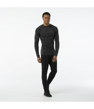 SMARTWOOL Men's Merino 250 Base Layer Pattern Crew
