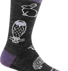 Darn Tuff Darn Tough Woodland Creatures Crew Sock