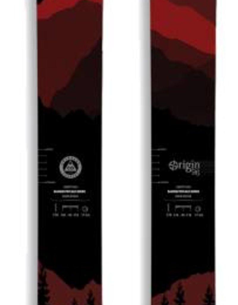 Liberty Liberty Demo Origin 96 Skis