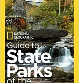 NAT GEO NAT GEO GUIDE TO STATE PARKS OF THE US 4TH