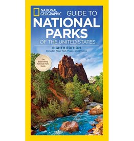 NAT GEO NAT GEO GUIDE TO NP OF THE US-8TH
