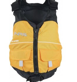 NRS NRS Vista PFD - Youth Yellow Youth