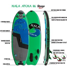 Hala Gear Hala Atcha 86 Paddleboard