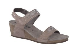 Mephisto MARIA SPARK LIGHT TAUPE VELSPORT