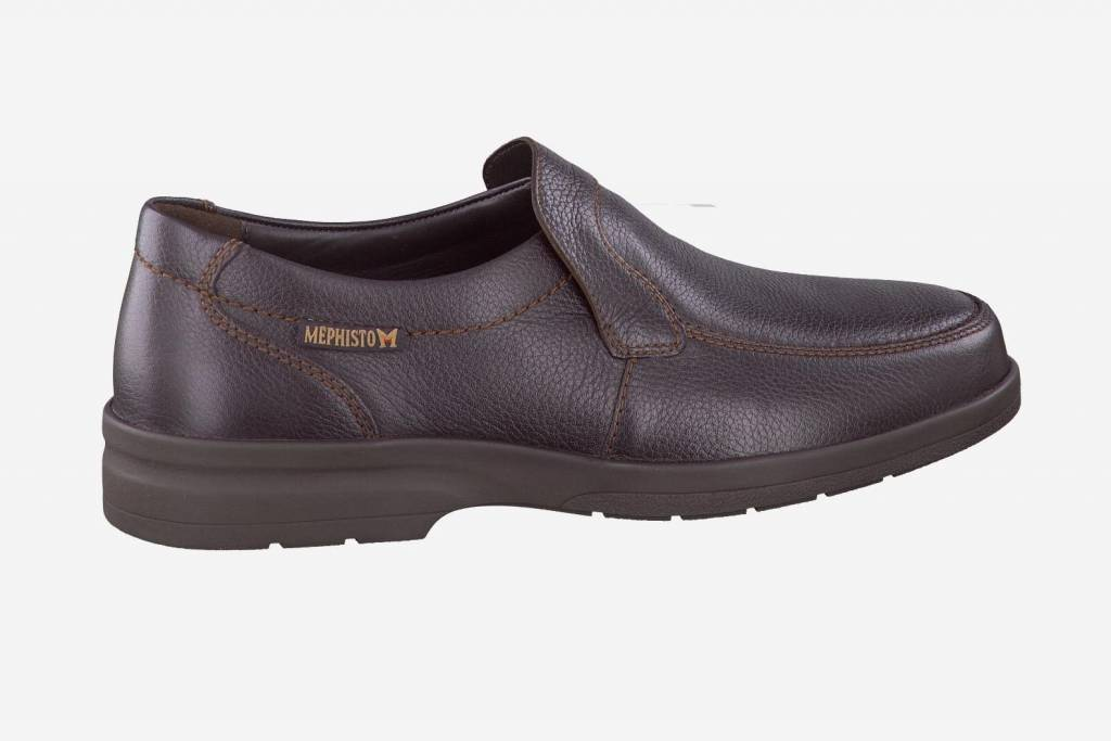 Mephisto JAKIN DARK BROWN NATURAL