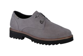 Mephisto SANCHA DARK GREY VELSPORT