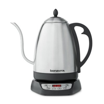 Bonavita 1.7L Variable Temperature Gooseneck Electric Kettle