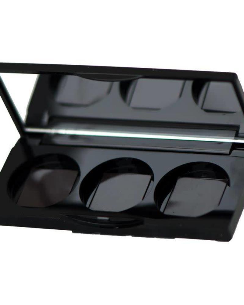 JKC 3-well Eyeshadow Compact
