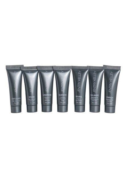 JKC Organic Travel Skincare Set (Combo to Oily)