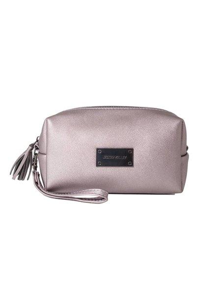 JKC Cosmetic Bag - Pewter