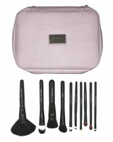 JKC Deluxe Brush Set Pewter