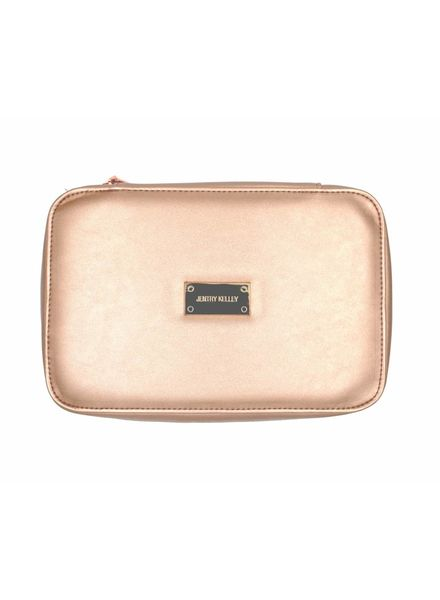 JKC Rose Gold Brush Case