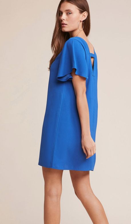 TRUE BLUE DRESS