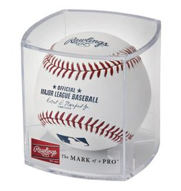 RAWLINGS ROMLB-R  Official MLB BASEball - Retail Cubed  SINGLE