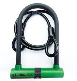 ULTRACYCLE UC U-Lock & Cable