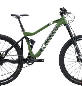 KHS Bicycles SIXFIFTY 7500 XL ARMY GRN 2018