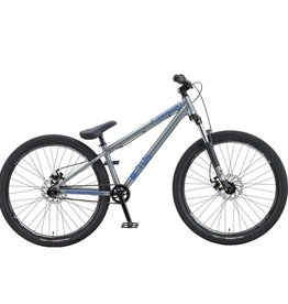 Free Agent Bicycles METUS GRAY 2018