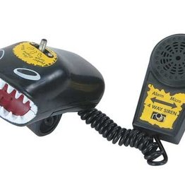 F&R Cycle Inc 3 Sounds Microphone Shark