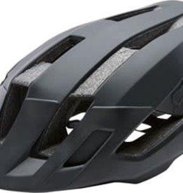 Fox Racing Fox Racing Flux Helmet: Black LG/XL