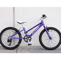 KHS Bicycles RAPTOR PLUS PURPLE 2018