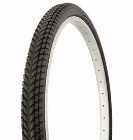 """DURO Tire Duro 26"""" x 2.00"""" Black/Black Side Wall HF-810"""
