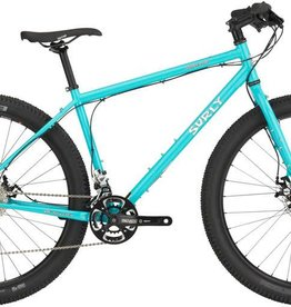 Surly Surly Bridge Club Complete Bike: Medium, Diving Board Blue