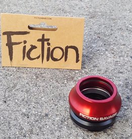 FICTION FICTION SAVAGE HEADSET 45X45 RED
