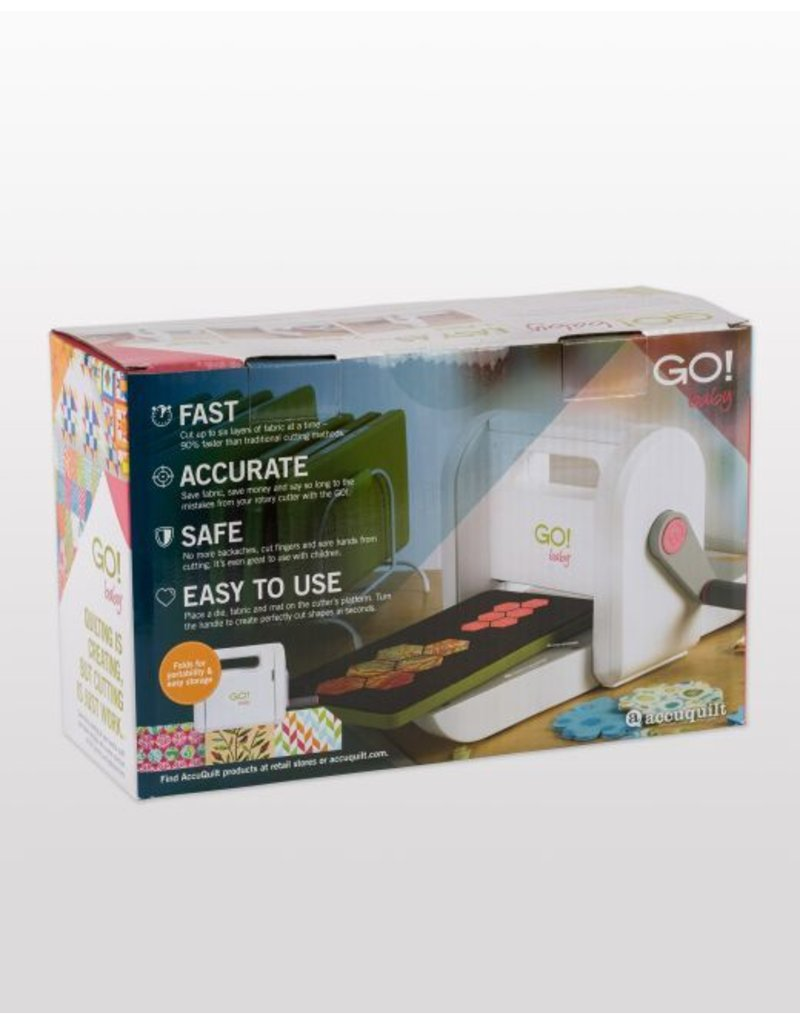 Accuquilt Go! Baby Fabric Starter Set